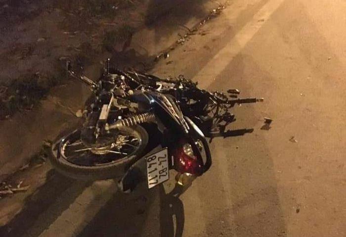 Đi làm thêm buổi tối, 2 thanh niên tử vong vì tai nạn giao thông