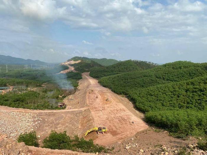 Ra quân thi công dự án cao tốc Cam Lộ – La Sơn
