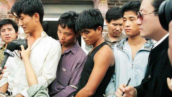 Hội Mascan (Hàn Quốc): Băng đảng tàn bạo nhất