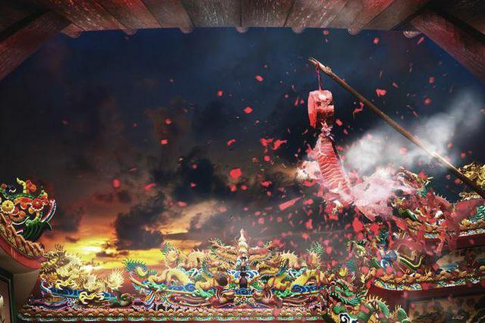 Phong tục đón Tết đặc biệt ở một số quốc gia châu Á