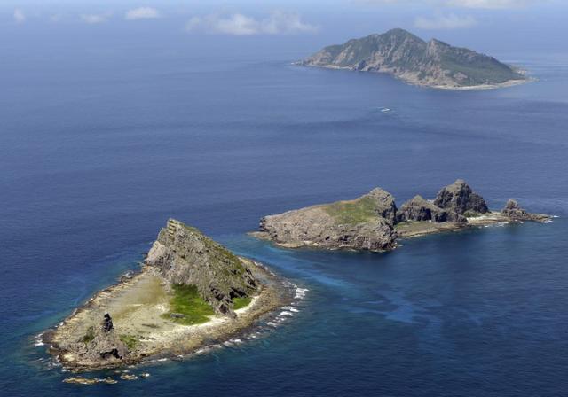 Mỹ ủng hộ Nhật Bản ở quần đảo tranh chấp, bất chấp yêu sách của Trung Quốc