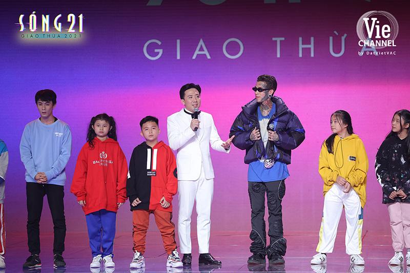 """JustaTee, Rhymastic, Wowy cùng đội quân """"Rap Việt"""" hội ngộ tại """"Sóng 21"""" đêm Giao thừa"""