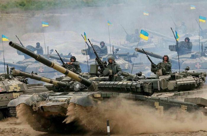 Tổng tư lệnh các lực lượng vũ trang Ukraine thông báo sắp tấn công Donetsk và Lugansk