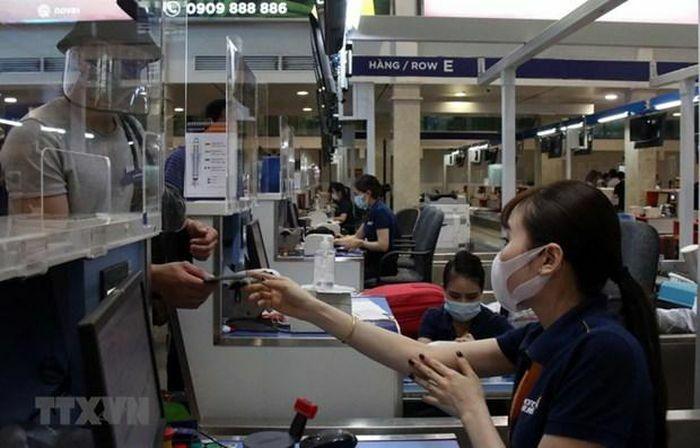 TP.HCM có thêm 1 ca dương tính liên quan đến ổ dịch Tân Sơn Nhất