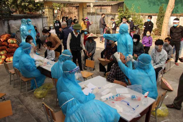 Tối 1/2, thêm 30 ca nhiễm COVID-19 mới trong cộng đồng ở 6 tỉnh, thành