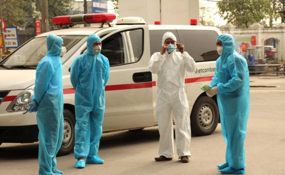 KHẨN: Hưng Yên tìm người đến các địa điểm liên quan đến ca mắc Covid-19