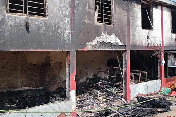Cháy nhà sáng mùng 1 Tết ở Hà Tĩnh, 1 học sinh lớp 4 tử vong