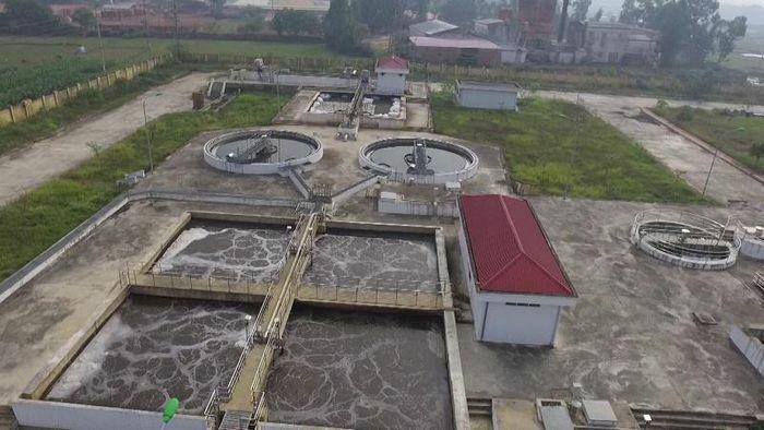 Cả nước có thêm 33 nhà máy xử lý nước thải đi vào hoạt động