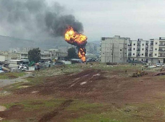 Tấn công khủng bố ở Syria, 35 người thương vong