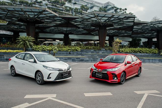 Chiếc Toyota Vios 2021 đầu tiên xuất hiện tại Việt Nam, giá chỉ từ 478 triệu đồng