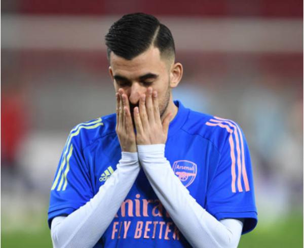 Suýt thành tội đồ, Ceballos nhận lỗi và cảm ơn 1 đồng đội ở Arsenal