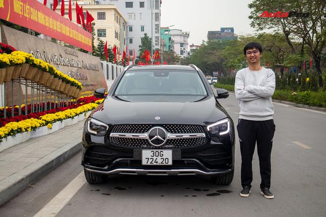 """Có Lexus LX 570 và Range Rover Velar nhưng vẫn sắm Mercedes GLC 300, người dùng đánh giá: """"Xuống đời mà vẫn hài lòng"""""""