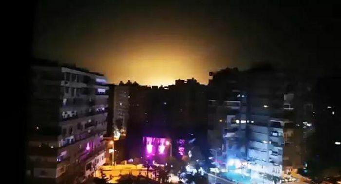 Syria tố Israel tấn công tên lửa vào thủ đô Damascus
