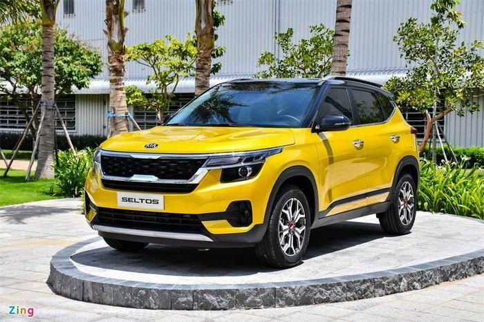 5 SUV đô thị bán chạy nhất tháng 1/2021: Kia Seltos không đối thủ