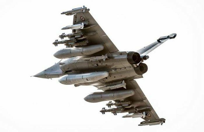"""Vì sao Thổ Nhĩ Kỳ """"ngán"""" Rafale của Không quân Hy Lạp?"""