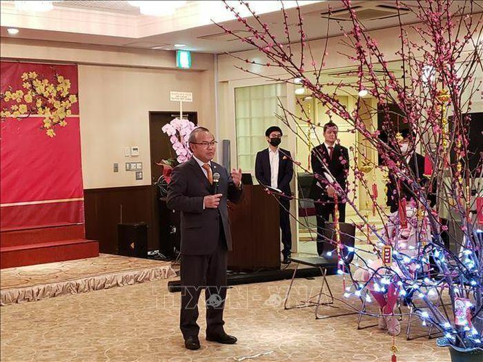 Người Việt Nam ở Nhật Bản đón Tết cổ truyền Tân Sửu 2021