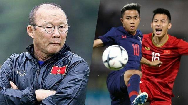 """""""HLV Park Hang Seo là thách thức cho các mục tiêu của bóng đá Thái Lan"""""""