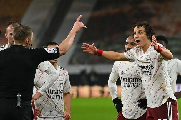 CHÍNH THỨC: Arsenal thất bại trong việc kháng án cho David Luiz