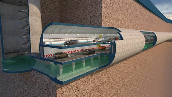 Làm cống ngầm kết hợp cao tốc dọc sông Tô Lịch: Lại dự án trên trời?