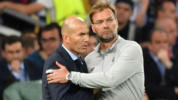 Zidane được mời nắm tuyển Pháp, Klopp dễ về Real Madrid
