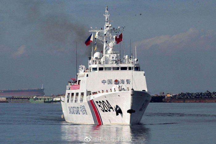 Tàu tuần duyên Trung Quốc quấy rối tàu cá Nhật gần Senkaku/Điếu Ngư