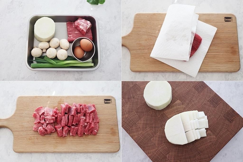 Nấu canh thịt bò theo cách của người Hàn – vừa nhanh ngon lại đủ chất