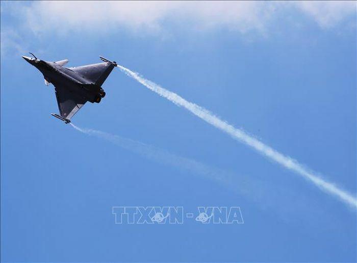 Ai Cập, Pháp kết thúc diễn tập không quân chung