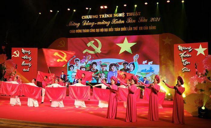 Khúc Xuân ca dâng Đảng