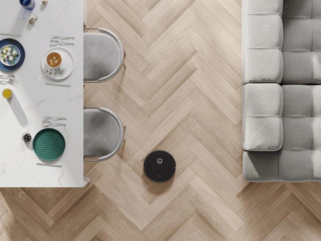 Dọn dẹp nhà cửa thông minh bằng robot