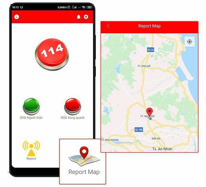 TP.HCM ra mắt app Help 114 – ba nút bấm, gọi ngay được cứu hỏa