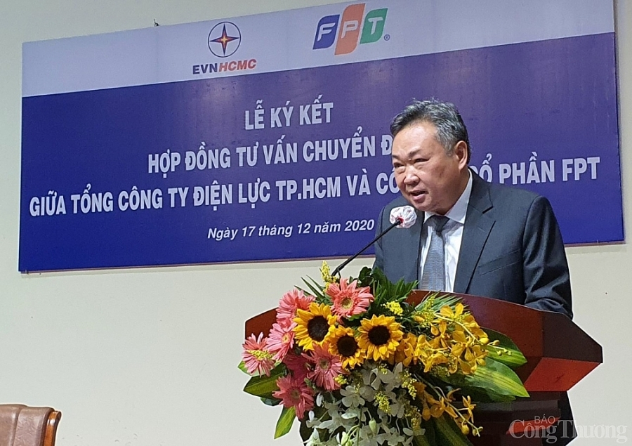 EVNHCMC sẽ hoàn thành cơ bản quá trình chuyển đổi số vào năm 2022