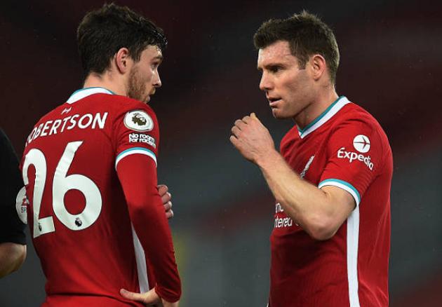 Jamie Carragher chỉ ra điều khiến Liverpool khó vô địch