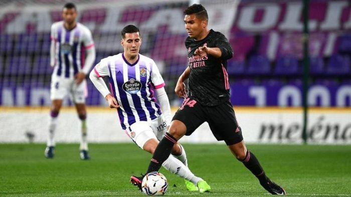 Thủ môn Courtois tỏa sáng, Real Madrid thắng nhọc Valladolid