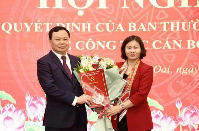 Hà Nội: Quận ủy Đống Đa có tân Bí thư