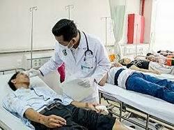 Nghỉ việc điều trị tai nạn lao động có được hưởng chế độ ốm đau?