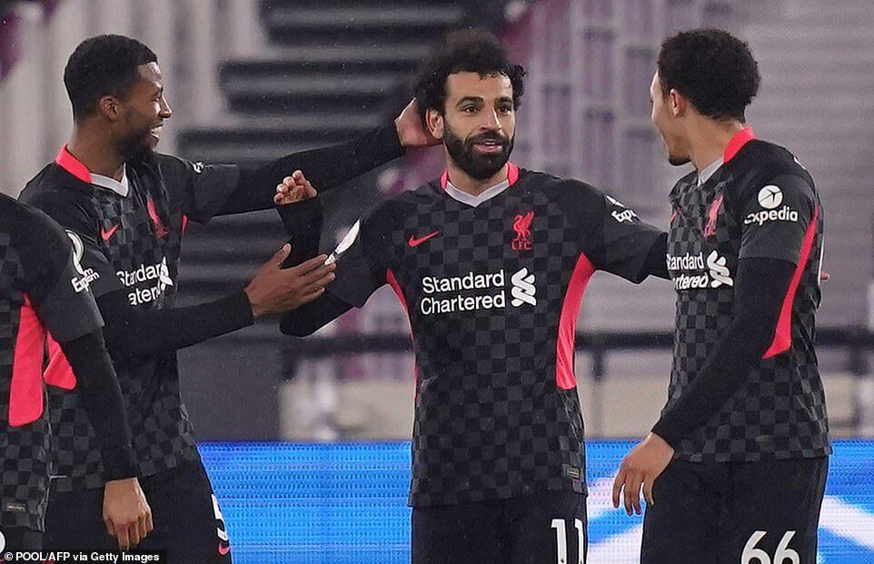 West Ham 1-3 Liverpool: Đẳng cấp lên tiếng