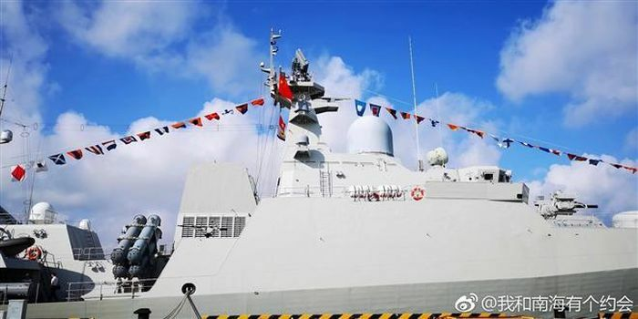 Trung Quốc và Singapore bắt đầu tập trận hải quân chung