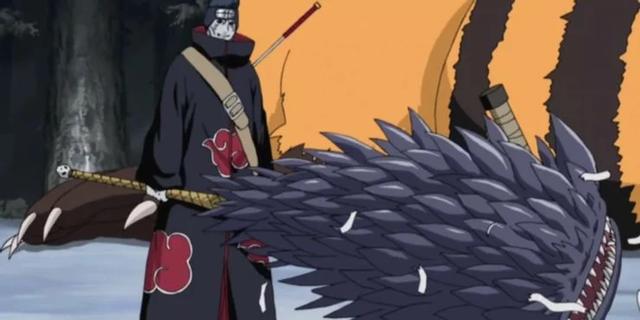 Naruto: Bí ẩn về sức mạnh kinh hoàng của đại kiếm Samehada, thứ vũ khí được ví như vĩ thú không đuôi của Thủy quốc