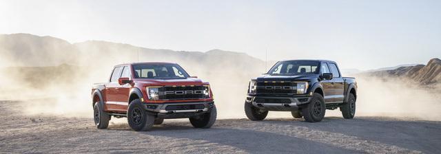 """Ra mắt """"khủng long"""" Ford F-150 Raptor 2021: Ông trùm bán tải với hàng loạt công nghệ khủng"""