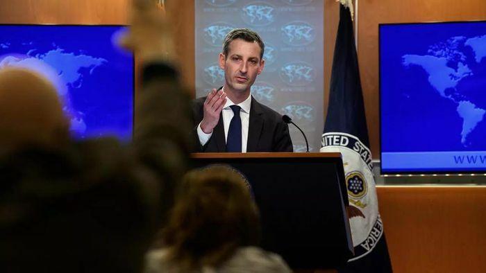 """Người phát ngôn Bộ Ngoại giao Mỹ Ned Price lên tiếng về """"Luật Hải cảnh"""" Trung Quốc"""