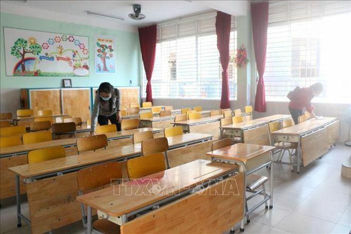 Bình Dương: Kéo dài thời gian nghỉ học để phòng, chống COVID-19