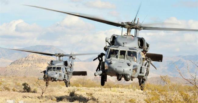 Radar S-400 vô dụng khi trực thăng Mỹ xâm nhập diệt trùm khủng bố Baghdadi?