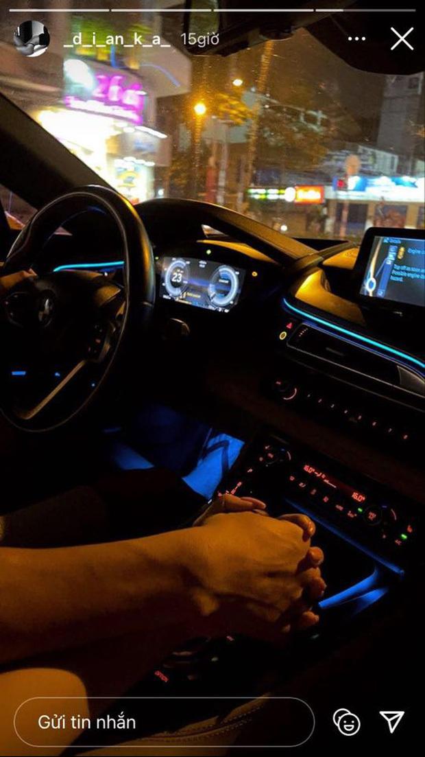 Bùi Tiến Dũng đưa bạn gái và cháu trai đi chơi trên siêu xe BMW i8
