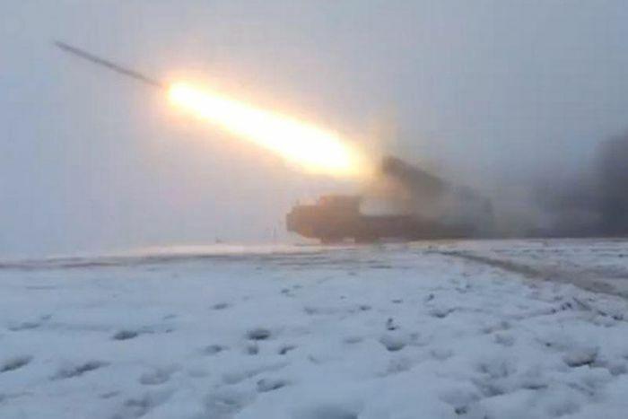 Kiev bắt đầu điều nhiều hệ thống tên lửa phóng tới Donbass