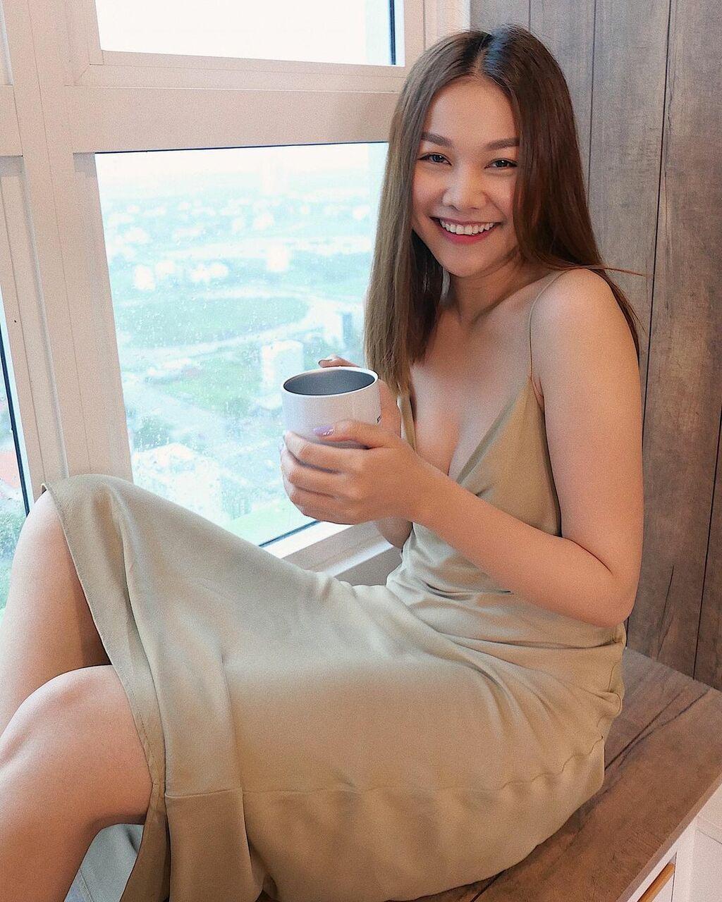 """Công thức nước uống """"kích hoạt cơ thể"""" của Thanh Hằng"""