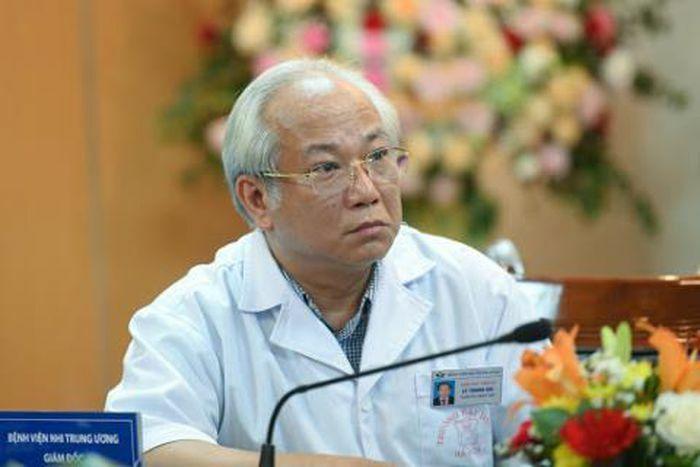GĐ Bệnh viện Nhi Trung ương đột tử: Không bất thường