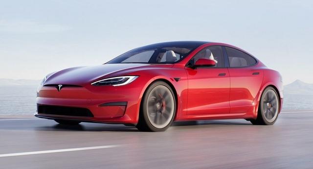 Mỹ: Tesla qua mặt Audi trên thị trường xe sang