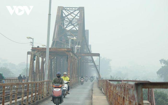 Hà Nội và các tỉnh phía Bắc tiếp tục có sương mù