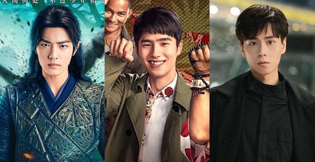 """Loạt con số khủng """"mở bát"""" mùng 1 Tết của phim Trung: Kỷ lục 1 tỷ doanh thu nhanh nhất, Tiêu Chiến – Hồ Nhất Thiên """"chọi"""" nhau máu lửa!"""