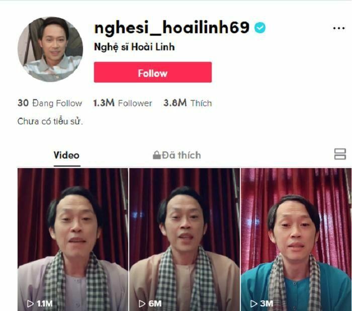 """""""Đu"""" trend Tiktok, NSƯT Hoài Linh cũng tìm cách """"câu view"""""""